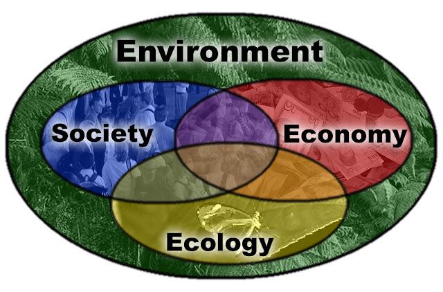 Ekologi Arsitektur Knowledge Is Everything