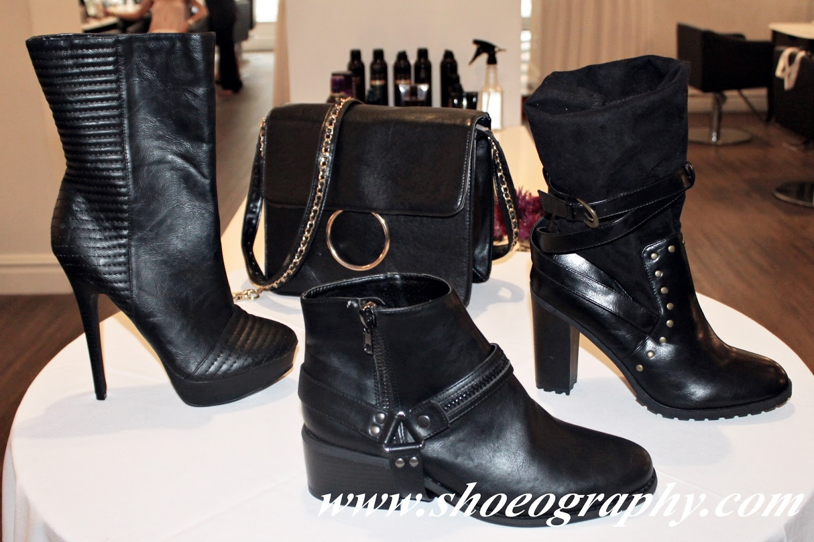 ShoeDazzle Bewitches With Dark Romance Collection