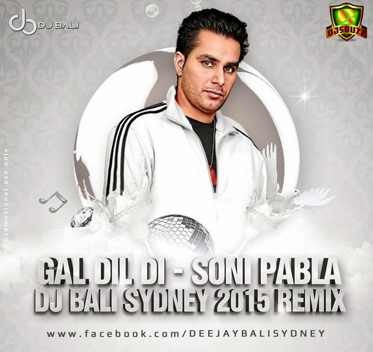 Sakhiyaan Song Download: DJ Bali Sydney 2015 Remix