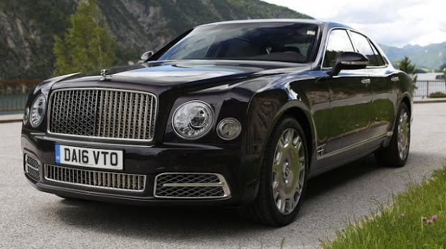 2017 Bentley Mulsanne elegant, luxurious, vehicle kings and queen