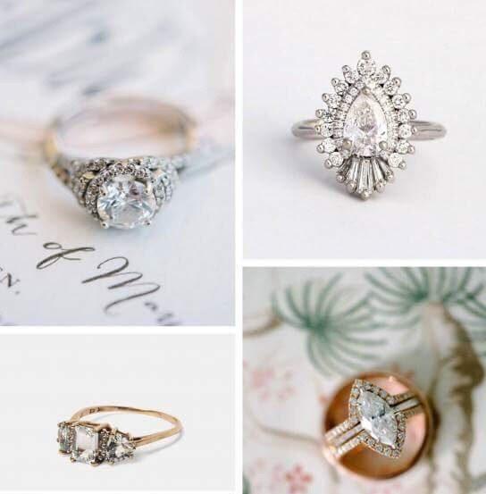 Phụ nữ nên đeo các loại nhẫn như thế nào