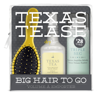 Texas Tease- Big Hair to Go