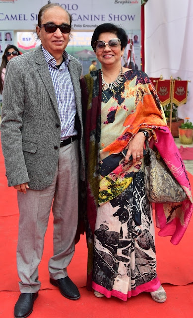 Architect Deepak Kalra with Wife Interior Designer Punam Kalra
