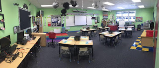 photo of my classroom