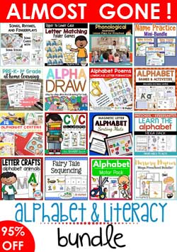 ABC & Literacy Bundle