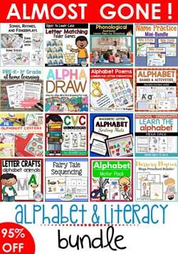 ABC & Literacy Bundle