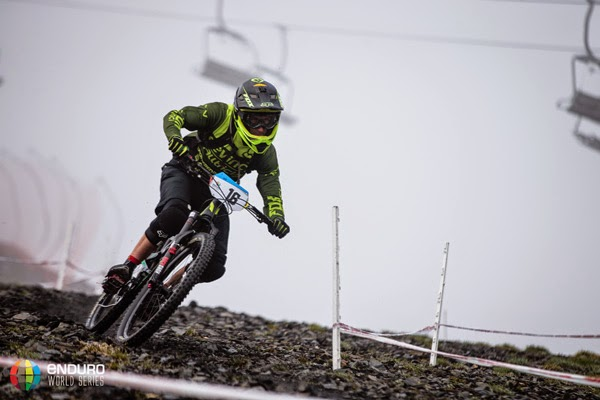 2014 Enduro World Series: La Thuile, Italy - Day 2 Highlights