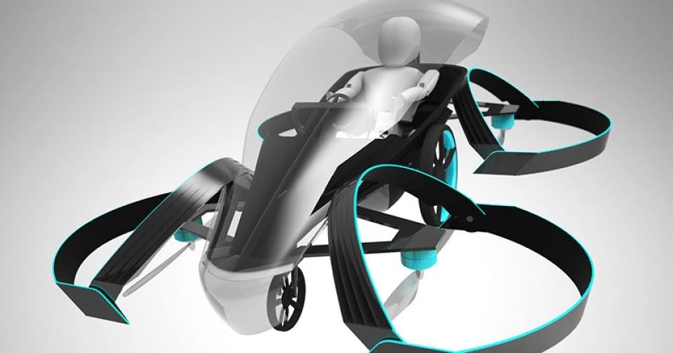 日本將駕駛飛行汽車點燃東京奧運會開幕式主火炬
