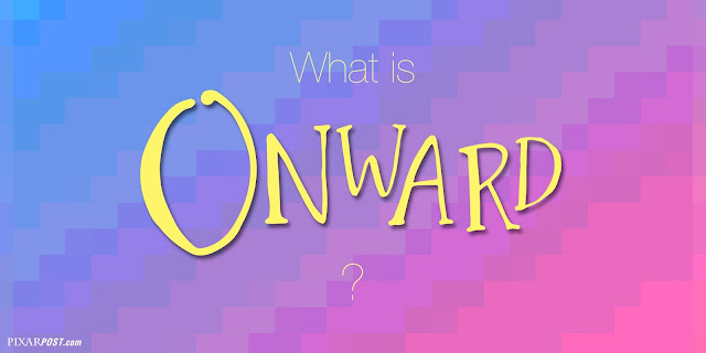 Sample Pixar Onward Logo
