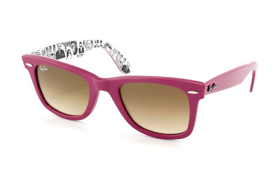És tracte d´unes ulleres Ray-Ban del model wayfarer. Podeu escollir entre  les clàssiques o bé la nova versió i el model color que volgueu. Us convenç  noo  a96a1dd4ef9b