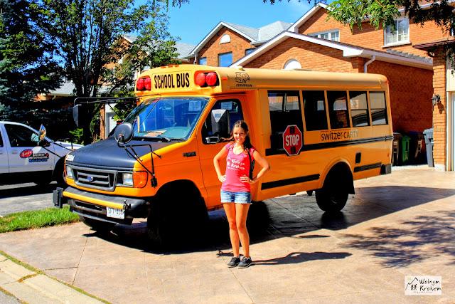 School Bus Kanada