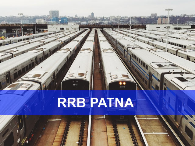 RRB Patna 2018 Group D and Loco Pilot Exam date Application Status