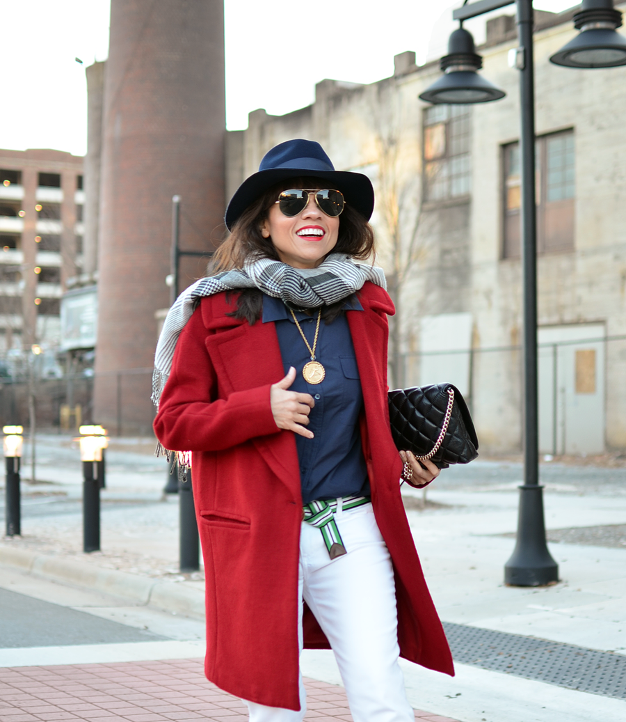 Nautical street style