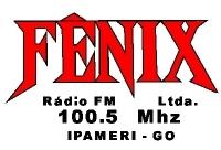Rádio Fênix FM - Ipameri Goiás ao vivo