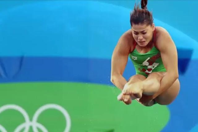 Clavadista Mexicana se cuelga la medalla de oro en Universiada Mundial de Taipéi