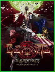 Bayonetta: Bloody Fate (2014) | DVDRip Latino HD Mega 1 Link