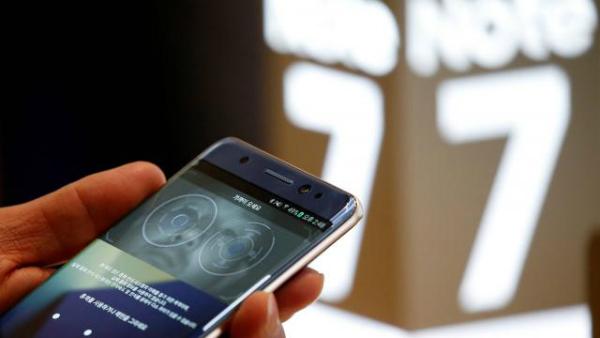 تسريب صور جديدة لهاتف غالاكسي نوت 7 بعد تجديده والكشف عن اسمه الجديد