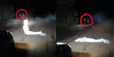 Jadi Hantu, Modus Baru Begal Rampas Kendaraan Korban