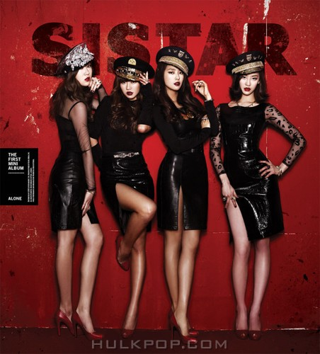 SISTAR – ALONE – EP (FLAC + ITUNES PLUS AAC M4A)
