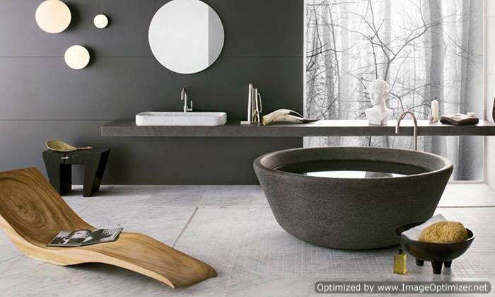 Neutra Bathrooms Zen Series Brings Man And Nature