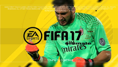 FTS 15 Mod Fifa 17 Ultimate AC Milan Version (Limited Edition)