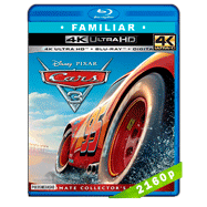 Cars 3 (2017) 4K UHD Audio Dual Latino-Ingles