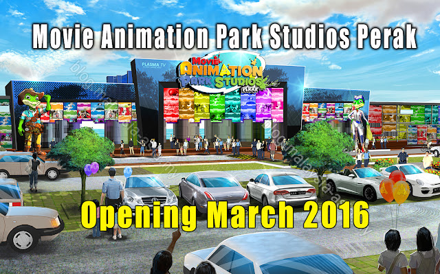 Movie Animation Park Studios Perak