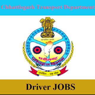 Chhattisgarh Transport Department, CG Transport, Chhattisgarh, Driver, 10th, freejobalert, Sarkari Naukri, Latest Jobs, cg transport logo