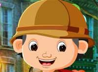 Juegos de Escape -  Firefighter Rescue