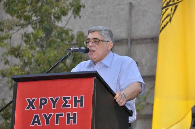 Ν. Γ. Μιχαλολιάκος στην L 'Espresso: «Είμαστε Έλληνες Εθνικιστές και παλεύουμε για τον Λαό μας, όχι για τους τραπεζίτες και την Γερμανία»