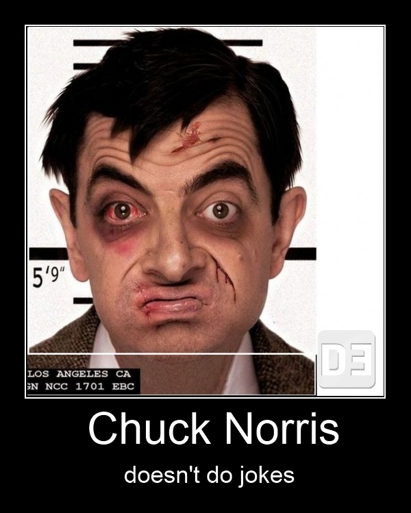 SimpliC☺: Happy Birthday Chuck Norris!