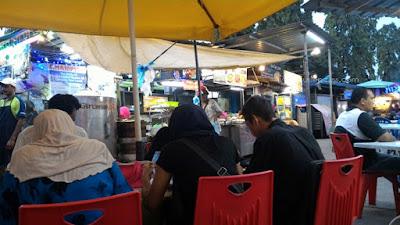 Makanan Halal Di Gurney Drive Penang Malaysia, kedai tempat makan malam gurney plaza,