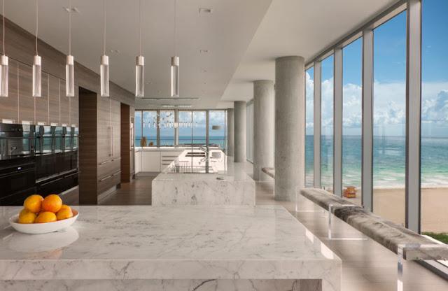 Smiros Miami Beach Penthouse 9 Kitchen