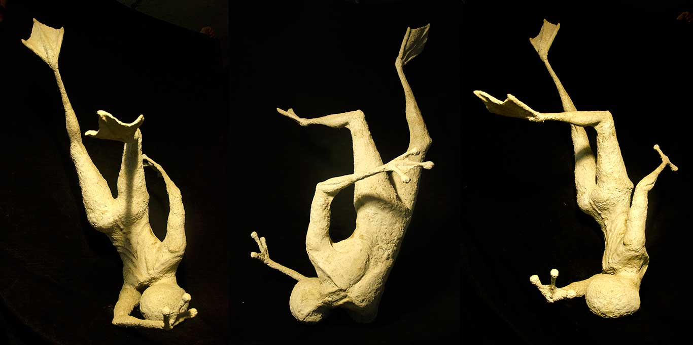 Creature Sculpture