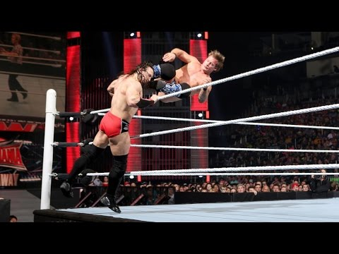 Chris Jericho Wrestles Young High Flyer