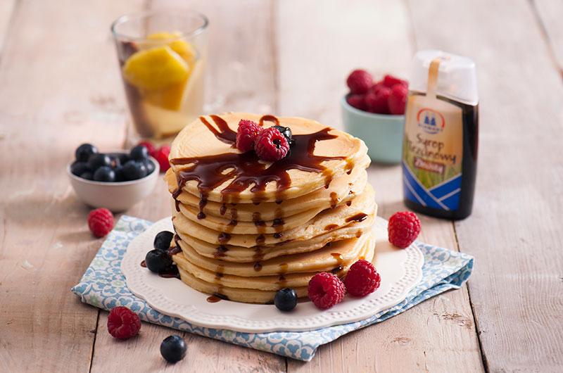 pancakes - przepis