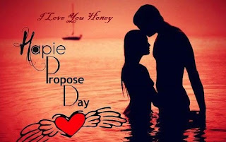 Happy Propose Day 2017 Image for boyfriend