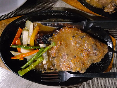 Sizzling Chicken Inasal