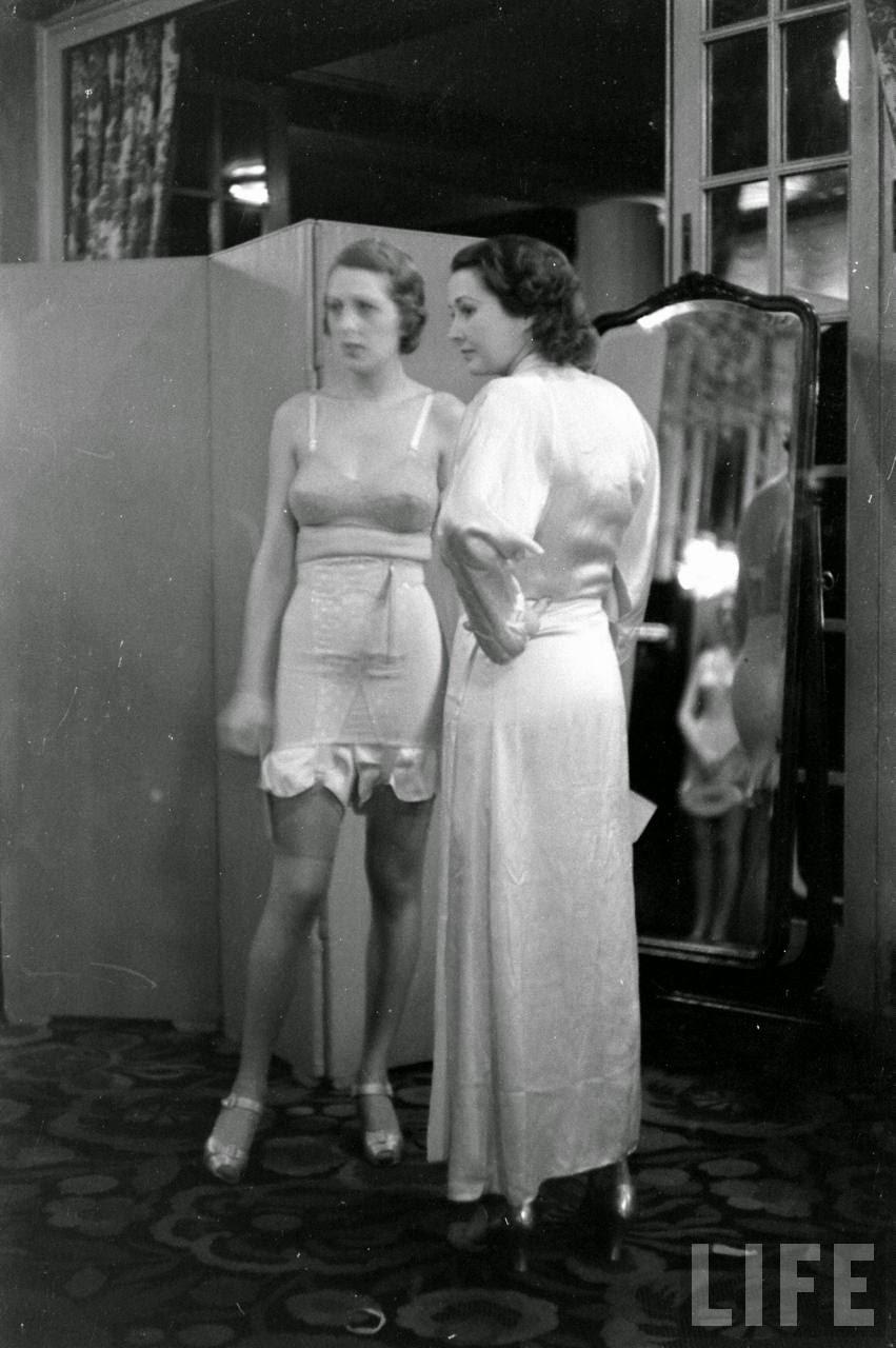 Crime and punishment nylon panties - 1 part 3