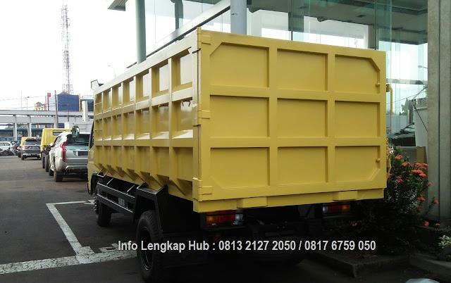 jual mobil dump truck baru colt diesel 2019