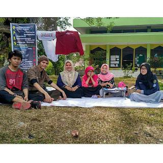 Stand Open Recruitment KOMMUN Palembang