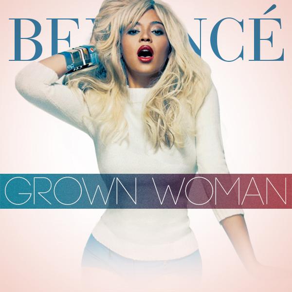 grown woman single release date