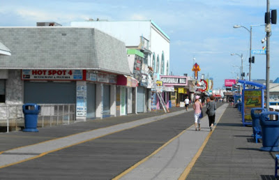 Wildwood Boardwalk in New Jersey
