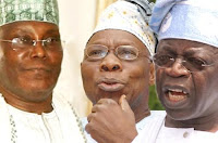 2019 ELECTION: ATIKU, OBASANJO IN SERIOUS FIGHT TO FINISH