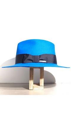 0555c44e95f16 Soldes Chapeau paille femme Stetson Mandalo bleu
