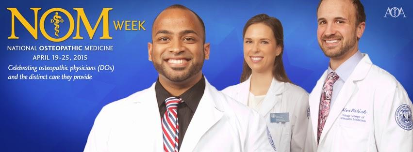 Aspiring Minority Doctor: Happy National Osteopathic