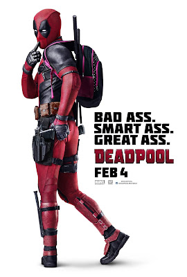 deadpool film recenzja plakat x-men ryan reynolds