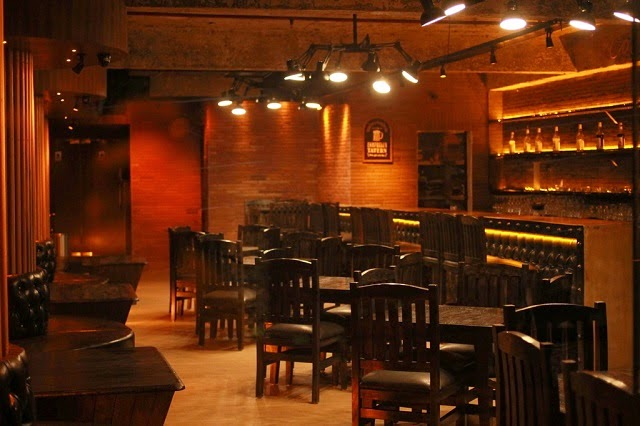 Out of the Box Cafe - Hauz Khas Village