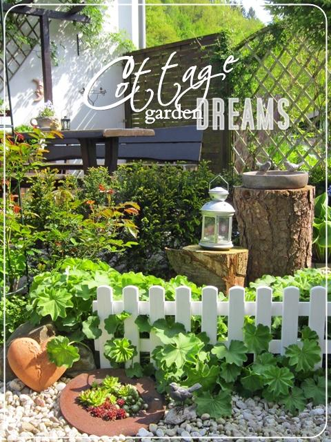 Broceliandes Gartenträume : COTTAGE GARDEN DREAMS ...