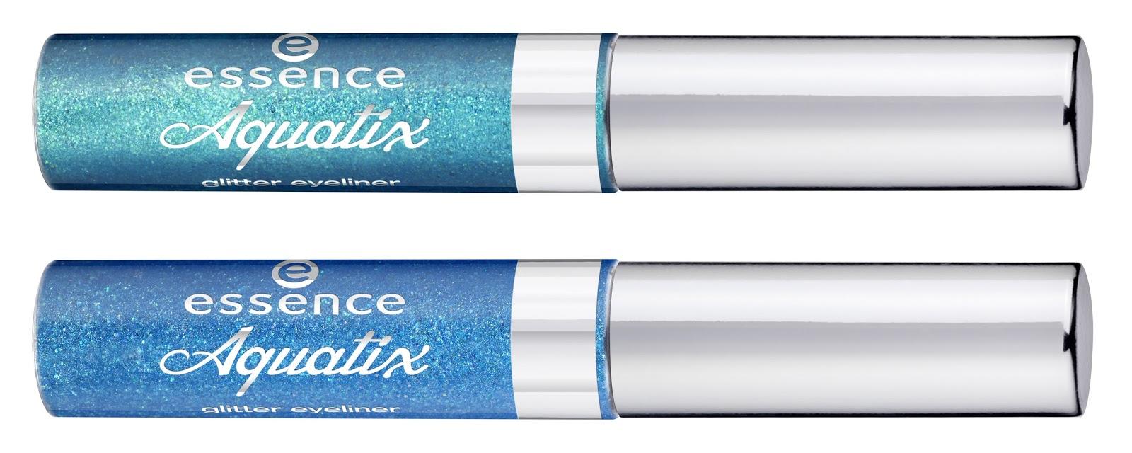 essence aquatix – glitter eyeliner